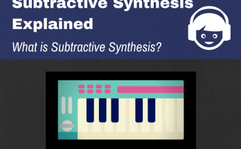 Subtractive synthesis Explained What is Subtractive Synthesis