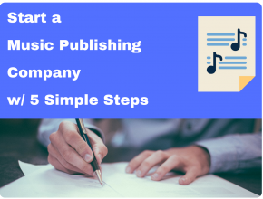 start music publishing company