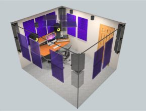 DIY Acoustic Panels for Cheap – The Complete Guide